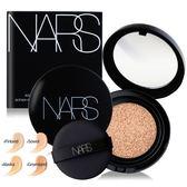 NARS 裸光奇肌氣墊粉餅SPF23/PA++(12g)+粉盒-#Finland 6801