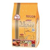 【寵物王國】莫比自然食-鱒魚馬鈴薯愛貓無穀配方1.5kg