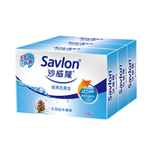 沙威隆-經典抗菌皂(3入裝)│飲食生活家