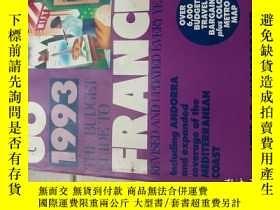 二手書博民逛書店Let s罕見Go:1993 THE BUDGET GUIDE