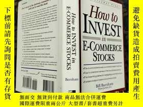 二手書博民逛書店How罕見to Invest in E-Commerce Sto