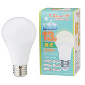 T.SHINE LED燈泡-黃光(13W)【愛買】