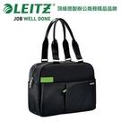 德國LEITZ 智慧商旅系列 6018 13.3吋黑色旅行背包