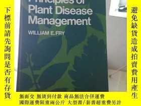 二手書博民逛書店PRINCIPLES罕見OF PLANT DISEASE MAN