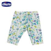 chicco- 南法香頌-內搭七分褲-白