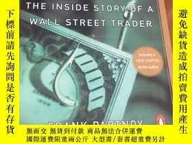 二手書博民逛書店Fiasco:The罕見Inside Story of a Wall Street Trader外文原版 英文書