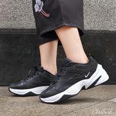 【現貨】NIKE Wmns M2K Tekno Dad Shoes 黑白 復古 老爸鞋 皮革 女鞋 運動鞋 AO3108-005