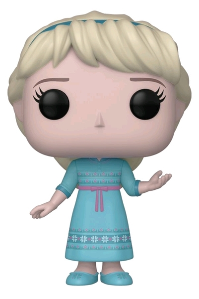 【 Funko 】 POP!系列  迪士尼 冰雪奇緣2 小艾莎╭★ JOYBUS玩具百貨