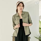 ADISI 女透氣快乾抗UV長袖襯衫AL2111130 (S-2XL) / 吸濕排汗 防曬 抗紫外線 透氣 速乾 快乾 UPF50+