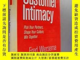 二手書博民逛書店簽名本罕見Customer Intimacy. Pick You