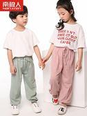 防蚊褲 女童春裝兒童防蚊褲薄款女寶寶寬鬆燈籠褲子男童夏季童裝