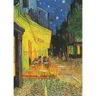 【P2 拼圖】夜晚的露天咖啡座夜光拼圖1600片 HM1600-003
