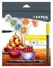 【德國 LYRA】6521240  Aqua Duo雙頭藝術筆 24色/盒