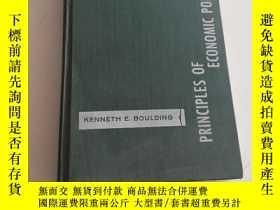 二手書博民逛書店Principles罕見of Economic Policy(扉