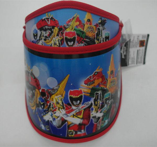 *妮好快樂*韓國直送_卡通獸電戰隊遮陽帽2款可調整