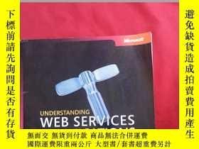 二手書博民逛書店UNDERSTANDING罕見WEB SERVICES SPECIFICATIONS AND THE WSEY