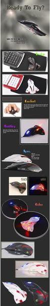 戰鬥機鼠標/時尚個性USB飛機光電