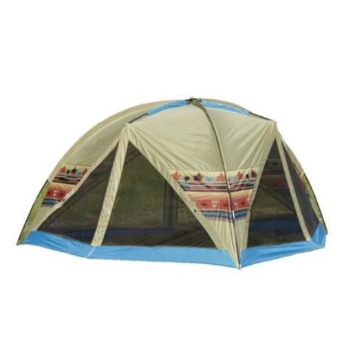 LOGOS 印地安家庭網屋 71806504 露營│登山