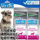 【 培菓平價寵物網 】(送刮刮卡*1張)法米納》寵愛處方犬泌尿道磷酸銨鎂結石復發-2kg(免運)
