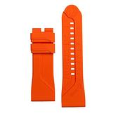 SEVENFRIDAY 原廠公司貨- 橘色矽膠帶