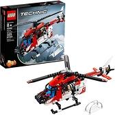 LEGO 樂高 技術救援直升機42092 (325件)