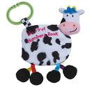 風車童書-認識數字(牛)-寶寶的動物鈴鐺布書