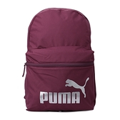 PUMA PHASE BACKPACK 後背包 名酒紅 075487-48
