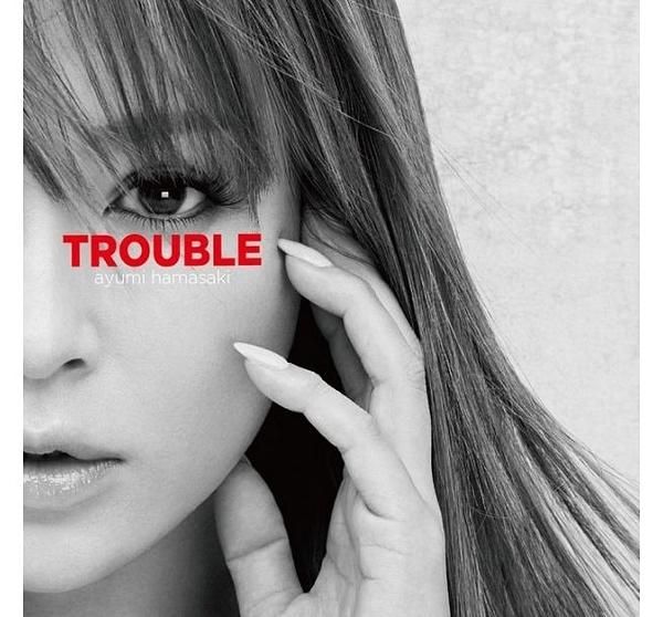 濱崎步 TROUBLE 台灣限定版A CD附DVD (購潮8) 免運