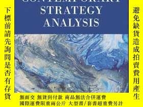 二手書博民逛書店Contemporary罕見Strategy Analysis Text Only, 9th EditionY