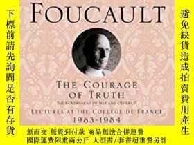 二手書博民逛書店The罕見Courage Of TruthY364682 Michel Foucault Picador 出