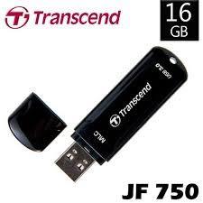 創見 Transcend 創見 JetFlash 750 16GB USB 3.0 隨身碟 TS16GJF750K