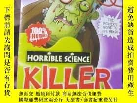二手書博民逛書店Horrible罕見Science: Killer Energy