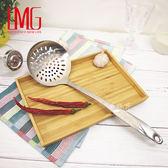 ◈義式圓形加大鍋漏勺/304不鏽鋼/西餐/餐具【LMG】◈鉑晶國際生活◈