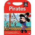 【磁鐵書: 海盜】PIRATES / 磁...