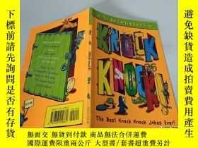 二手書博民逛書店Knock罕見Knock:敲門Y200392