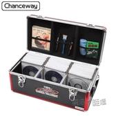 cd包光盤盒dvd收納cd 盒cd盒子包光碟光盤磁帶碟片專輯收納盒箱  ATF  魔法鞋櫃
