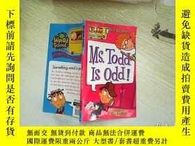 二手書博民逛書店My罕見Weird School #12: Ms. Todd I