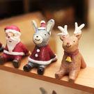 時尚可愛小動物家居擺件(聖誕系列) 創意...