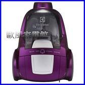 【歐風家電館】(送ZE013C+轉接頭) Electrolux 伊萊克斯 輕巧靈活 集塵盒 吸塵器 ZLUX1850