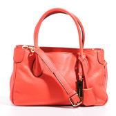 [RABEANCO]  迷時尚系列牛皮兩用小手提包