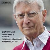 【停看聽音響唱片】【SACD】史坦哈瑪:第2號交響曲/小夜曲 布隆斯泰特指揮 哥德堡交響樂團