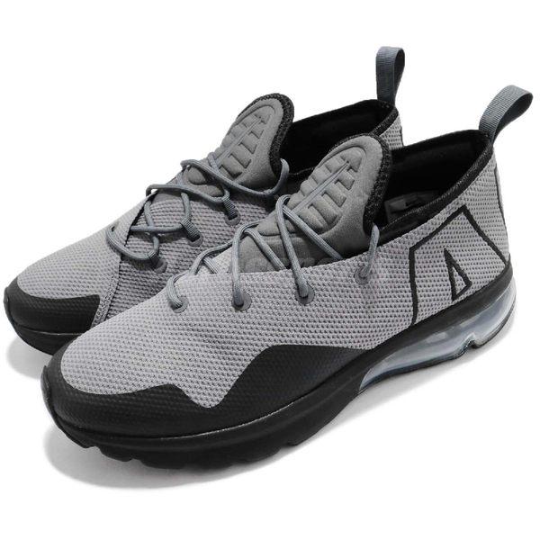 Nike Air Max Flair 50 GS 灰 黑 全氣墊 大AIR 休閒慢跑鞋 男鞋 運動鞋【PUMP306】 AA3824-003