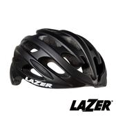《LAZER》比利時 BLADE AF公路車安全帽 消光黑 (亞洲版)