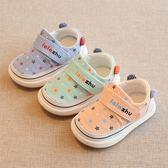 【新年鉅惠】春秋嬰兒幼兒男軟底學步鞋寶寶單鞋女童兒童小童布鞋子0-1-3歲2一