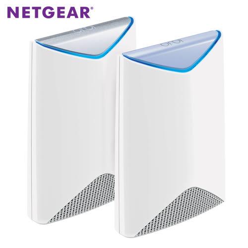 《NETGEAR》Orbi Pro 高效能三頻WiFi無線系統-SRK60