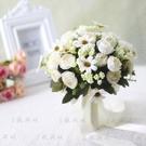 婚紗影樓攝影旅拍照道具新娘手捧花結婚婚禮花束