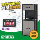 專業大廠強力推薦 樹德 樹德 RCC-3A01 高效率工作站雙門置物櫃