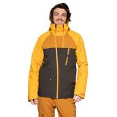 PROTEST 男 機能防水保暖外套 (暗黃色) KIKHAM SNOWJACKET