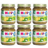 HiPP喜寶 天然馬鈴薯菠菜泥(6罐)[衛立兒生活館]