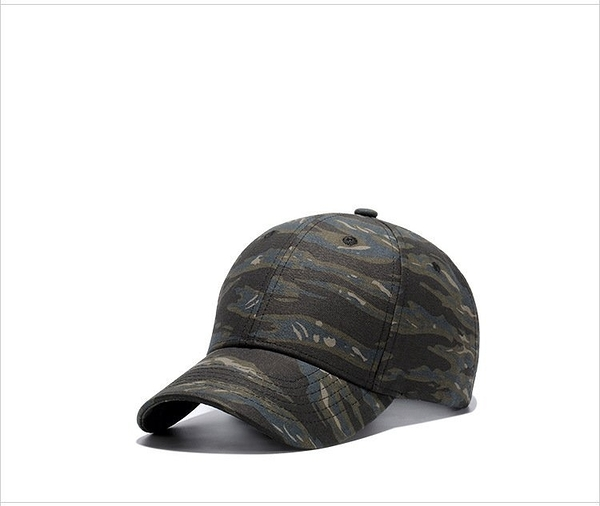 FIND 韓國品牌棒球帽 男女情侶 街頭潮流 軍綠迷彩 歐美風 嘻哈帽  街舞帽
